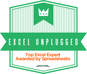 Excel-Unplugged
