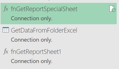 Import Data From Folder Power Query and Power BI