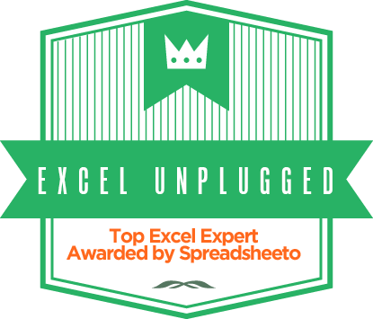 Best Microsoft Excel bloggers